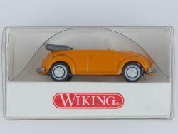 Wiking 8020214 VW Käfer Cabriolet Modellauto 1:87 OVP