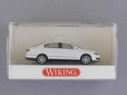 Wiking 0640229 Volkswagen VW Passat B6 Limousine weiß NEU! OVP