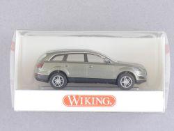 Wiking 1330230 Audi Q7 grün SUV Geländewagen 1/87 H0 NEU! OVP