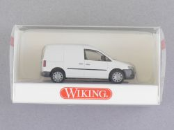 Wiking 2750229 Volkswagen VW Caddy candyweiß 1/87 H0 NEU! OVP