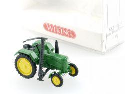 Wiking 8820125 John Deere 2016 grün Traktor Trecker 1:87 NEU OVP