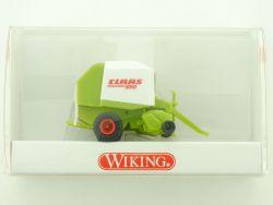 Wiking 3840125 Rundballepresse Claas Rollant 250 NEU OVP