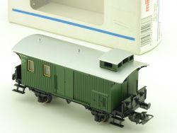Märklin 4038 Personenzug-Gepäckwagen 116 910 Stg DB TOP! OVP
