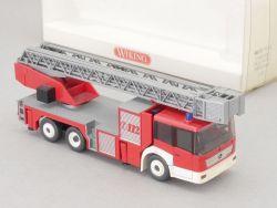 Wiking 6150138 Mercedes MB Econic Feuerwehr DLK 30 PLC NEU! OVP