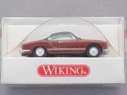 Wiking 8050224 VW Karmann Ghia Coupé Modellauto 1:87 NEU! OVP