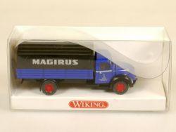 Wiking 8550636 Magirus Mercur Pritschen-LKW 1:87 NEU! OVP