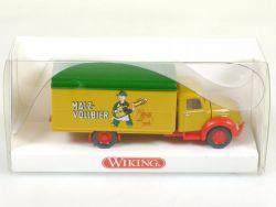 Wiking 8554034 Magirus Malz-Vollbier Koffer-LKW 1:87 NEU  OVP