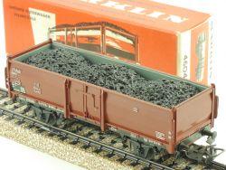 Märklin 4604.1 offener Güterwagen Steinkohle AC gut! OVP