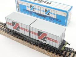Märklin 4668 Containerwagen Sealand DB 042 0 606-4 NEU! OVP