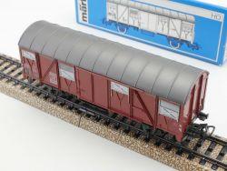 Märklin 4627 Gedeckter Güterwagen DB Glmmehs-57 H0 OVP