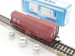 Märklin 4693 Teleskophauben-Güterwagen Shis 708 3x Coil TOP! OVP