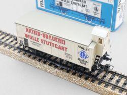Märklin 4678 Bierwagen Wulle Stuttgart Güterwagen Bräu NEU! OVP