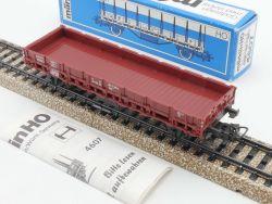 Märklin 4607 Rungenwagen Güterwagen alle Rungen wie NEU! OVP SG