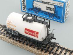 Märklin 4647 Kesselwagen Tankwagen Bayer DB Ustinex NEU! OVP