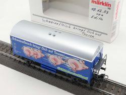 Märklin 44181 Kühlwagen Schweinefleisch CMA unbespielt! OVP