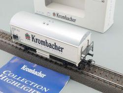 Märklin 4415 2001117 Bierwagen Krombacher SoMo unbespielt! OVP