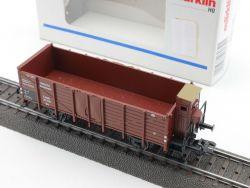 Märklin 46032 Offener Güterwagen Bremserhaus Reichsbahn NEU! OVP