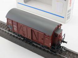 Märklin 48750 Gedeckter Güterwagen Bremserhaus Reichsbahn NEU OVP
