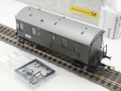 Piko 54592 Bahnpostwagen 14 655 DR Deutsche Post H0 NEU! OVP