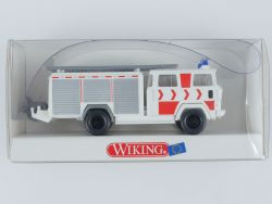 Wiking 61001 Magirus Feuerwehr LF 16 Brandweer NL weiß NEU! OVP