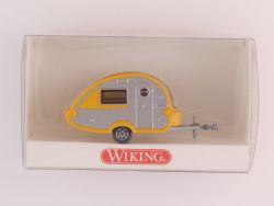Wiking 0924028 Wohnwagen Camper Ei T@B Tab Tequila Sun NEU! OVP