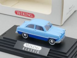 Wiking 7990629 Ford Taunus 12 M Modellauto PC Vitrine OVP
