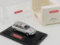 Wiking 1300135 Audi A6 Avant Telekom 1:87 PVC Vitrine NEU OVP