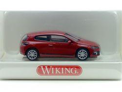 Wiking 00730132 VW Volkswagen Scirocco salsarot 1:87 NEU OVP