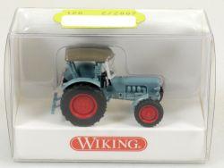 Wiking 8710129 Eicher-Königstiger Traktor mit Dach 1:87 NEU OVP