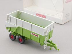 Wiking 3870126 Claas Muldenkipper Anhänger Landwirtschaft NEU OVP