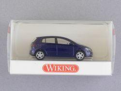 Wiking 0614028 Volkswagen VW Golf V Plus dunkelblau NEU! OVP