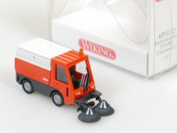 Wiking 6570122 HAKO Citymaster Kehrmaschine Reinigung NEU! OVP