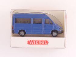 Wiking 2850122 MB Mercedes Sprinter Kombi blau 1:87 H0 NEU! OVP