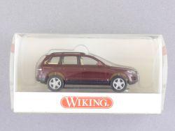 Wiking 0604030 Volkswagen VW Touareg sierrarot 1:87 H0 NEU! OVP