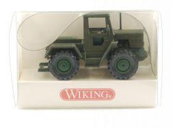Wiking 6961026 Mercedes MB Trac Bundeswehr Traktor 1:87 NEU! OVP