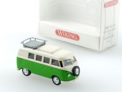 Wiking 7973628 Volkswagen VW T1 Camping Bus 1:87 NEU OVP