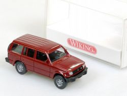 Wiking 2630220 Mitsubishi Pajero Modellauto 1:87 H0 NEU OVP