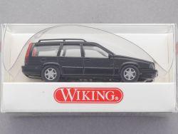 Wiking 2640321 Volvo 850 Kombi schwarz Modellauto 1:87 NEU! OVP