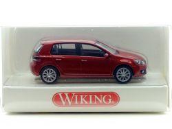 Wiking 00740129 VW Volkswagen Golf VI Modellauto 1:87 NEU! OVP