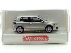 Wiking 00744029 VW Volkswagen Golf VI Modellauto 1:87 NEU! OVP