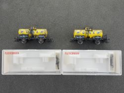 Fleischmann 5421 K 2x Kesselwagen OLEX gesupert KKK  OVP