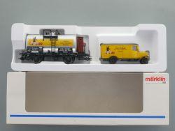 Märklin 84695 Museumswagen Museum 1995 Gentner Nigrin TOP! OVP