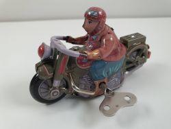 MS 448 Motorcycle Blechspielzeug Uhrwerk Motorrad China