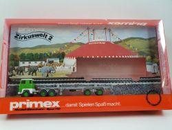 Wiking Container-LKW und Verpackung Märklin 4585 Primex OVP