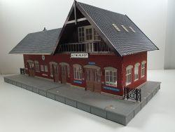 Märklin 5615 Bahnhof Altmühlhof Spur 1 LGB zum Herrichten