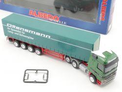 Albedo 250162 MB Ottensmann Lang und Schwergüter Sattelzug NEU! OVP