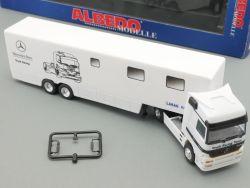 Albedo 250102 MB Truck Racing Team Sattelzug LARAG NEU OVP