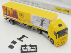 AWM 010578 Iveco SZ Jahreswagen Deutsche Post 2006 1:87 OVP