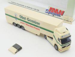 AWM 70508 Spezial Volvo Sattelzug Obst Gemüse Niederrhein NEU! OVP