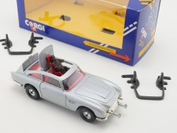 Corgi C271/1 Toys Aston Martin DB5 James Bond 007 1986 MIB OVP
